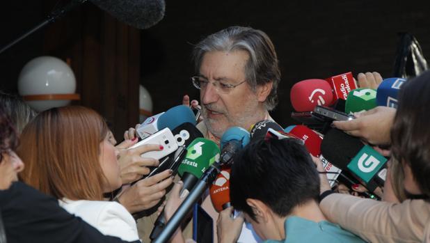 Imagen de archivo del que fuera miembro del Comité Federal del PSOE, Pérez Tapias