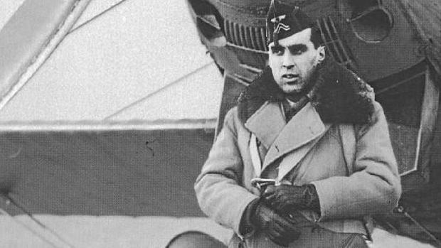 El aviador Carlos Haya