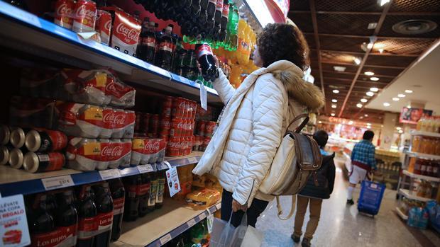 Los hechos sucedieron en un supermercado de la capital malagueña