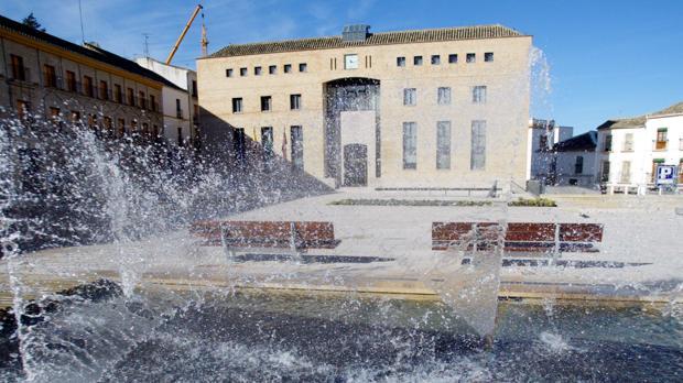 Edificio del Ayuntamiento de Baena