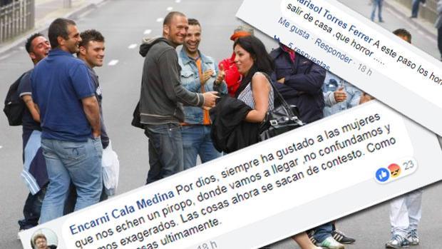 Los lectores de ABC de Sevilla han opinado sobre la polémica de los piropos