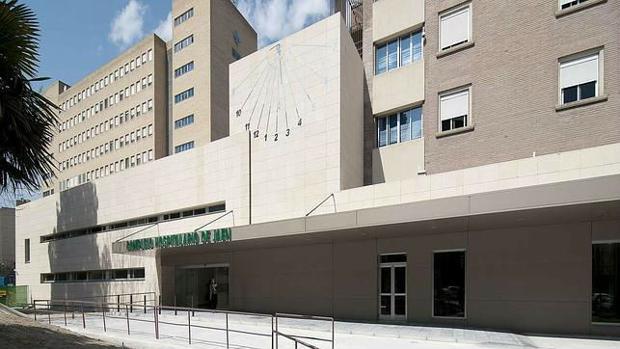 Hospital Médico Quirúrgico de Jaén
