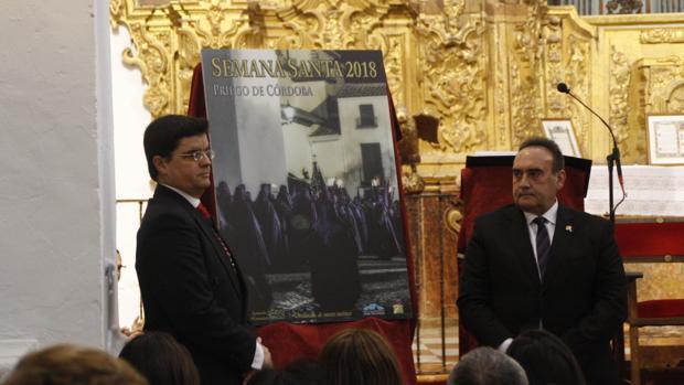 Cartel de la Semana Santa de Priego de Córdoba