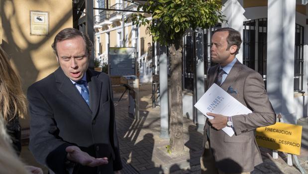 Los hermanos Rincón, abogados de la soldado que denunció haber sido violada