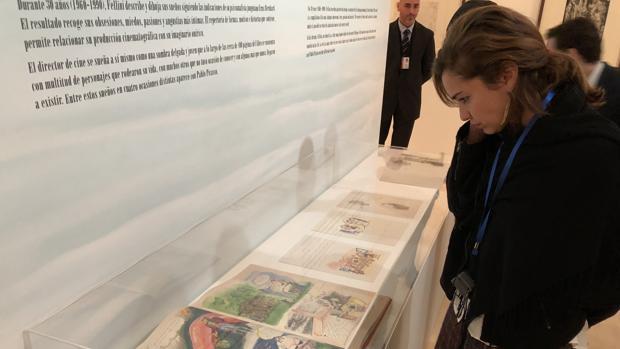 La relación entre Picasso y Fellini se presenta al público