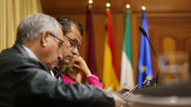 José Luis Vilches y David Dorado