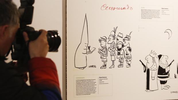Un paseo por las viñetas que hacen reír y pensar en Córdoba