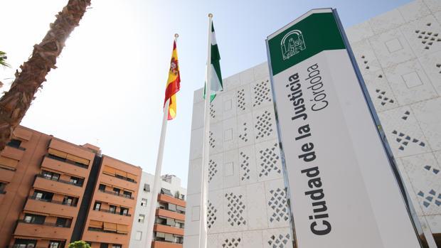 Imagen del edificio de la Ciudad de la Justicia en Córdoba