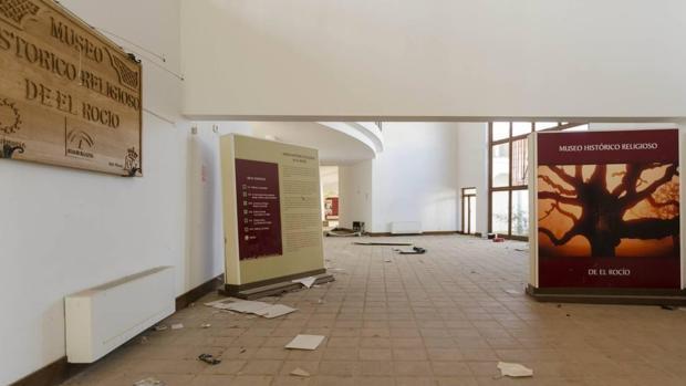 Estado en el que se encuentra el museo