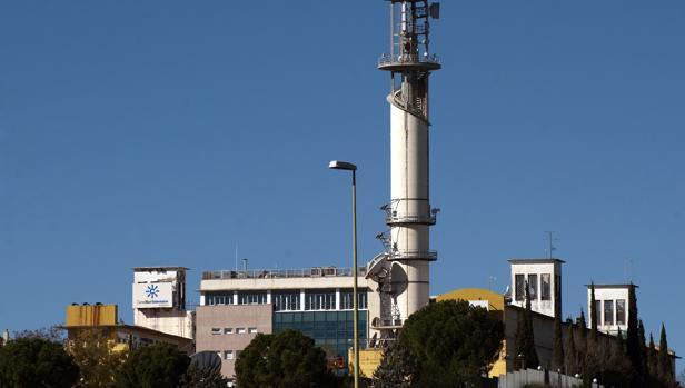 Sede central de la RTVA en San Juan de Aznalfarache