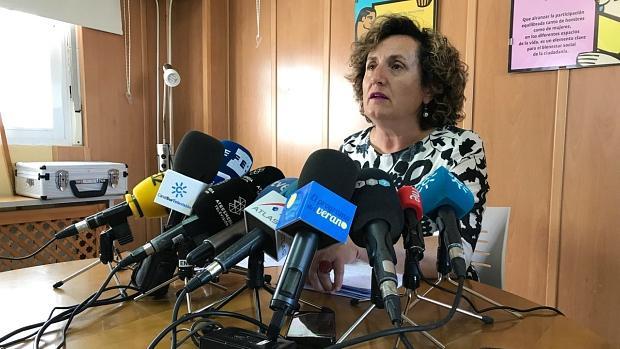 Francisca Granados, asesora jurídica de Juana Rivas.