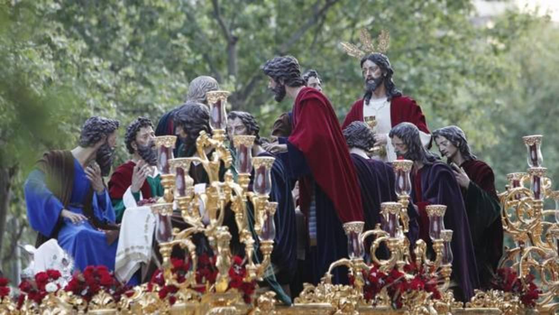 El auge de la semana santa de c rdoba en un libro for Pasion amistad malaga