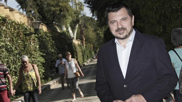 Toni Martín hará huelga feminista