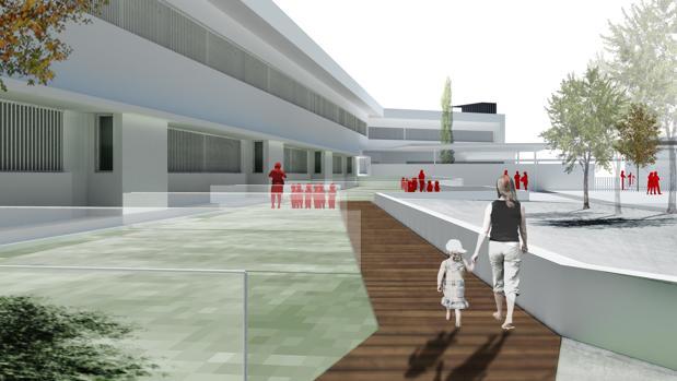 Infografía del proyecto del colegio