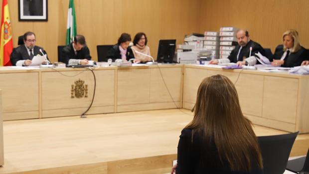 Juicio a Fernández Pino, en enero de este año