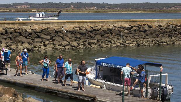 Imagen de archivo del puerto deportivo de Isla Cristina.