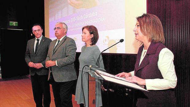 Presentación del proyecto Biotech en Córdoba