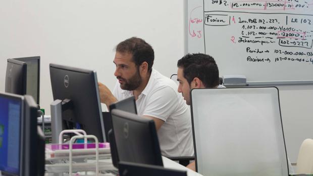 Emprendedores instalados en Rabanales