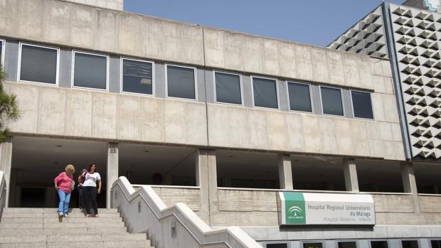 Hospitall Materno Infantil de Málaga