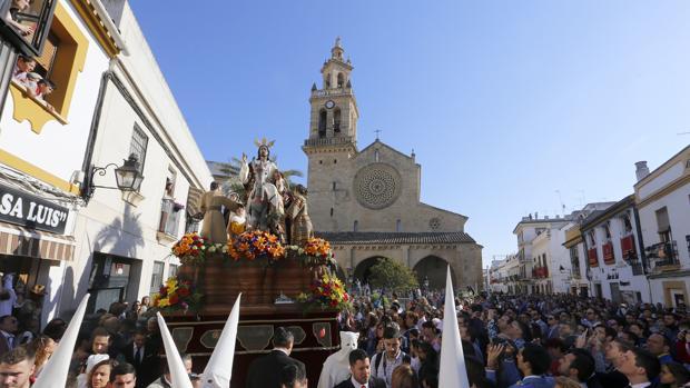 La hermandad de la Entrada Triunfal en la Semana Santa de Córdoba