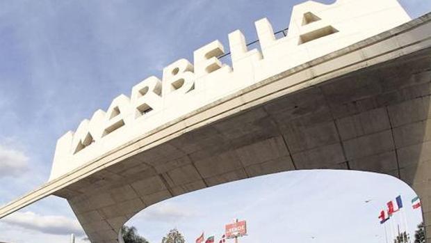 Arco de Mabella, emblema de la ciudad malagueña
