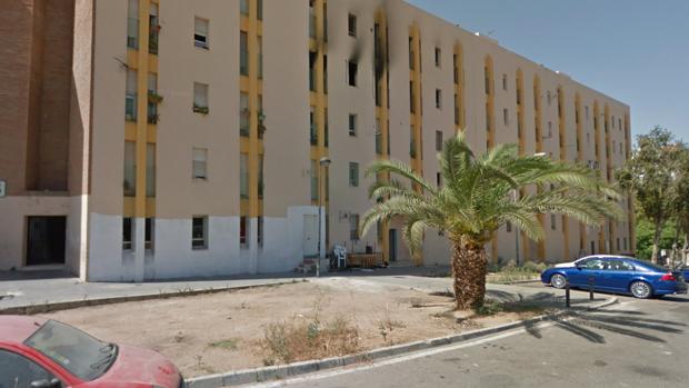 Bloques de pisos en Las Albarizas de Marbella