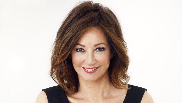 La presentadora de televisión Ana Rosa Quintana
