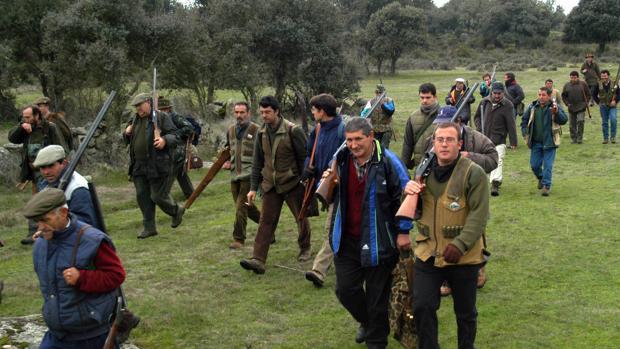 Los cazadores han sufrido últimamente agresiones, ataques e insultos, según denuncian
