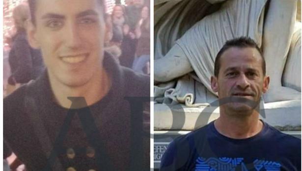 Jóvenes desaparecidos el pasado jueves
