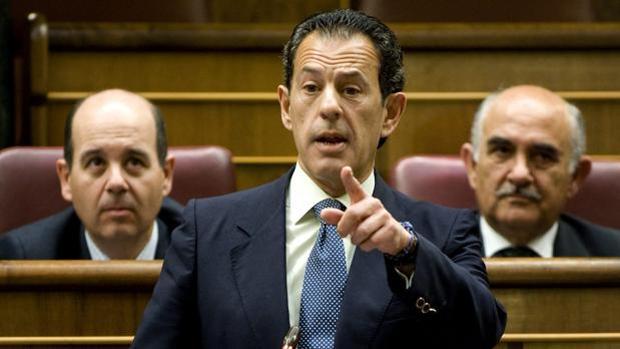 El diputado del PP Rafael Merino