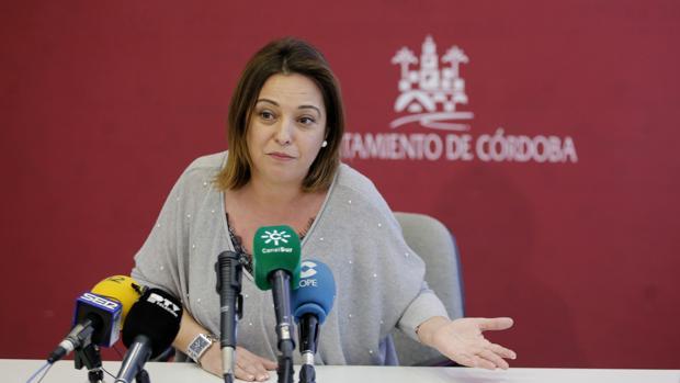 La alcaldesa, en su comparecencia