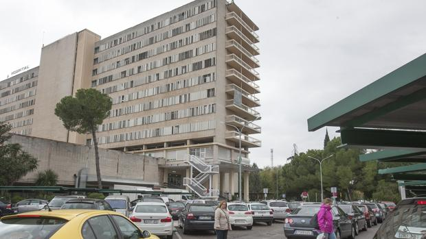 Hospital Provincial de Córdoba, que forma parte del complejo del Reina Sofía