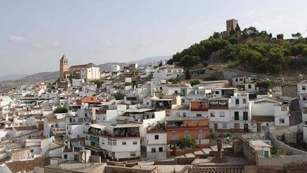 Vista de Vélez-Málaga
