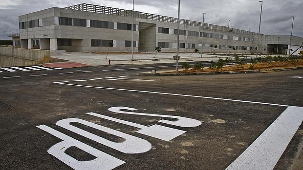 EL Hospital de Alta Resolución (Chare) de Especialidades dela Costa Occidental de Huelva