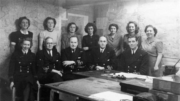 Equipo de los servicios de inteligencia británicos que urdió la Operación Mincemeat,