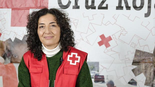 María del Mar Pageo, nueva presidenta andaluza de Cruz Roja Española