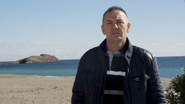 Pascual Díaz, concejal de Turismo del Ayuntamiento de Carboneras.