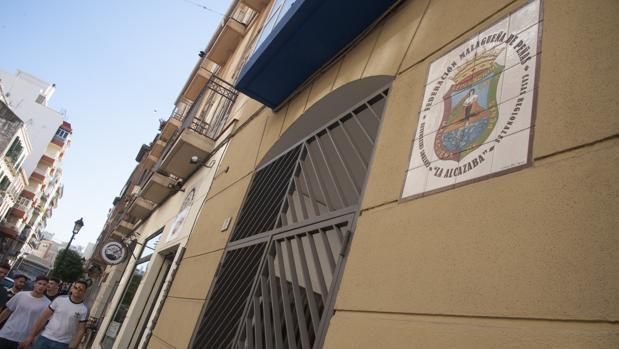 Sede la Federación de Peñas de Málaga