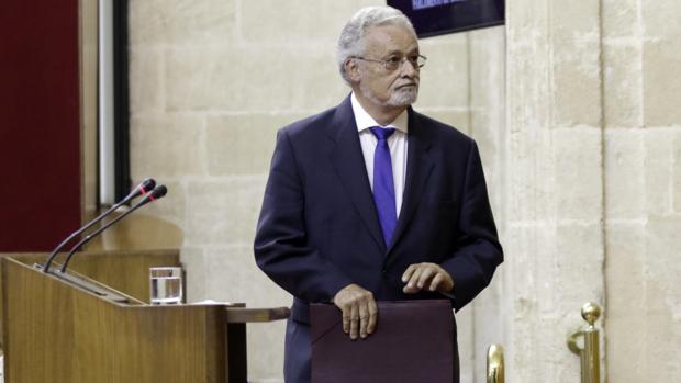Jesús Maeztu, Defensor del Pueblo Andaluz y del Menor