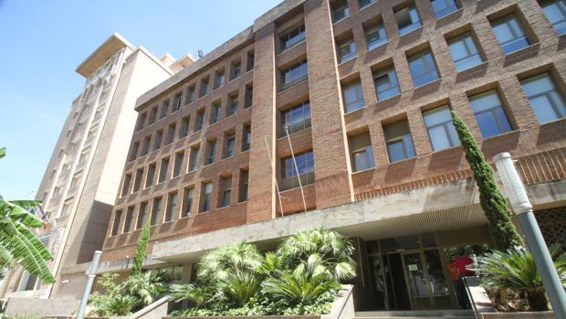 Sede de la Fundación Pública Andalucía Emprende en Sevilla