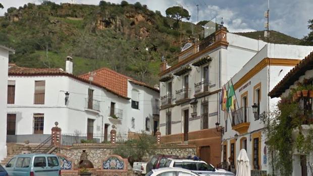 Ayuntamiento de Alájar