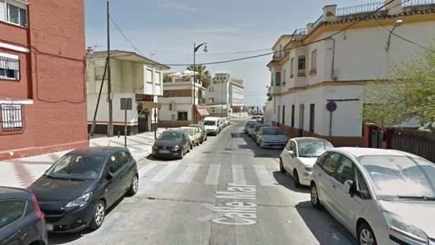 Calle Mar de Málaga capital