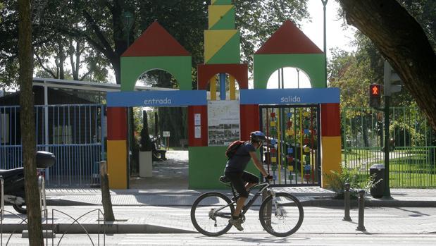 Entrada a la Ciudad de los Niños de Córdoba
