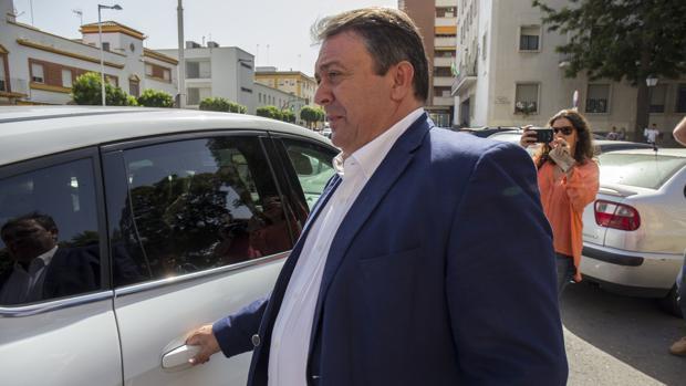Eduardo Múñoz, ex delegado de Empleo de la Junta en Huelva