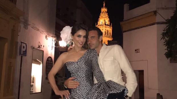 Paloma Cuevas y Enrique Ponce en Córdoba