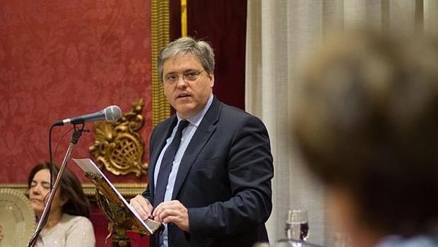 César Girón, exconcejal socialista y letrado de la Junta de Andalucía