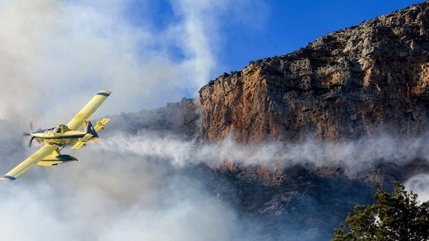 El piloto onubense tenía mucha experiencia y había participado en campañas de prevención de incendios