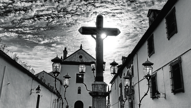 Una Imagen Del Cristo De Los Faroles De Jacinto Laredo