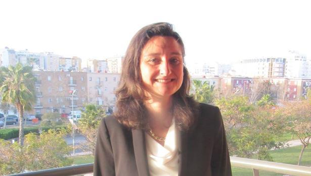 Elena Bago, candidata por la provincia de Huelva a las primarias de Ciudadanos en Andalucía
