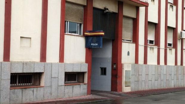 Imagen de la comisaría de la Policía Nacional de La Línea de la Concepción.